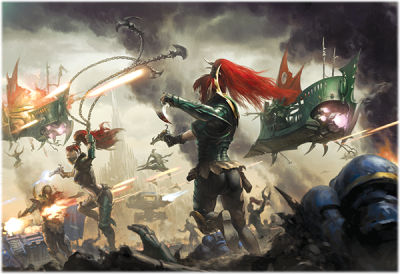 Eldars_Oscuros_Portada_Warhammer_40,000_Conquest