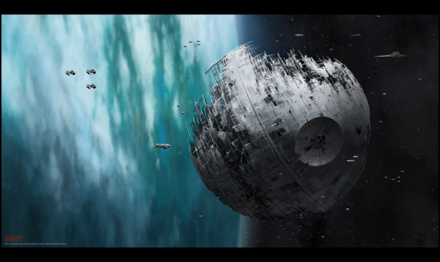 StarWars_DeathStarII_MarkMolnar